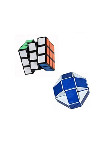 Rubiks  Duo Retro Renkli